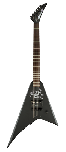 GUITARRA JACKSON SIGN CHRISTIAN ANDREU RHOADS RRXT - 291-9999-568 - SATIN BLACK