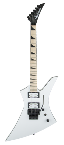 GUITARRA JACKSON KELLY KEXM - 291-6131-576 - SNOW WHITE