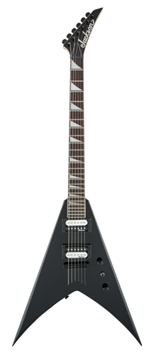 GUITARRA JACKSON KING V JS32T - 291-0134-503 - GLOSS BLACK