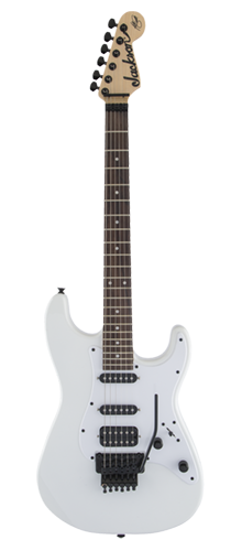 GUITARRA JACKSON SIGN ADRIAN SMITH SAN DIMAS SDX LAUREL - 291-3054-576 - SNOW WHITE