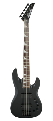 CONTRABAIXO JACKSON SIGN DAVID ELLEFSON CONCERT BASS X SERIES CBX V - 291-6949-568 - SATIN BLACK