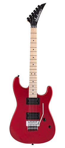 GUITARRA JACKSON SAN DIMAS SD22 JB PRO SERIES LTD EDITION - 291-5326-519 - RED SPARKLE