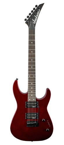 GUITARRA JACKSON DINKY JS12 - 291-0112-552 - METALLIC RED