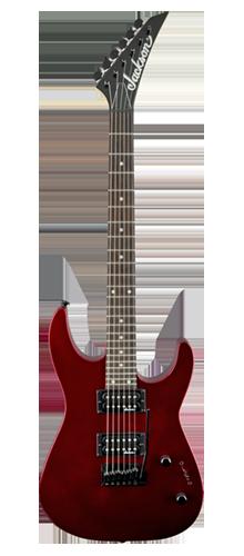 GUITARRA JACKSON DINKY JS12 - 291-0112-552 - METALLIC RED