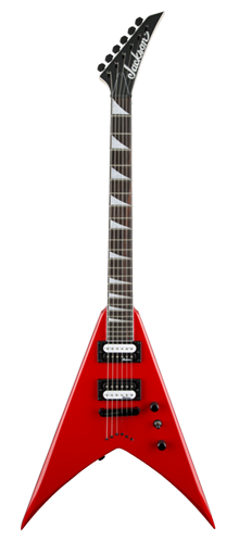 GUITARRA JACKSON KING V JS32T - 291-0135-539 - FERRARI RED