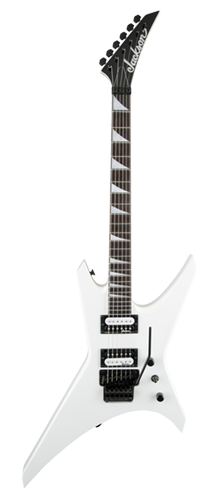 GUITARRA JACKSON WARRIOR JS32 - 291-0136-576 - SNOW WHITE