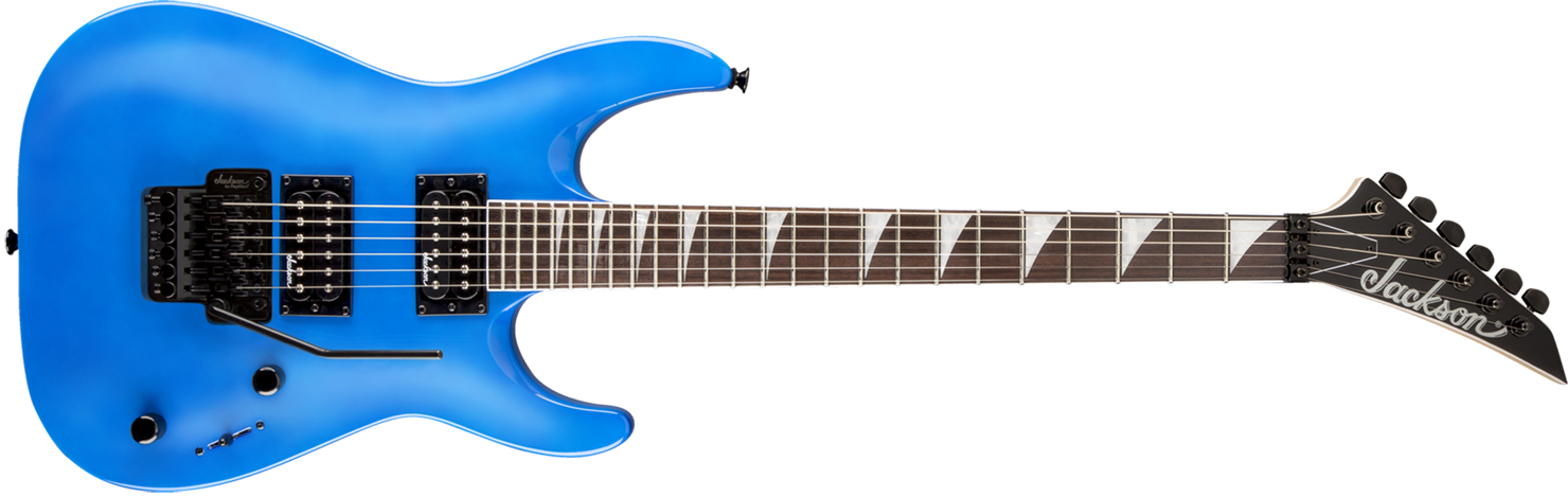 GUITARRA JACKSON DINKY ARCH TOP 291 0137 - JS32 - 522 - BRIGHT BLUE