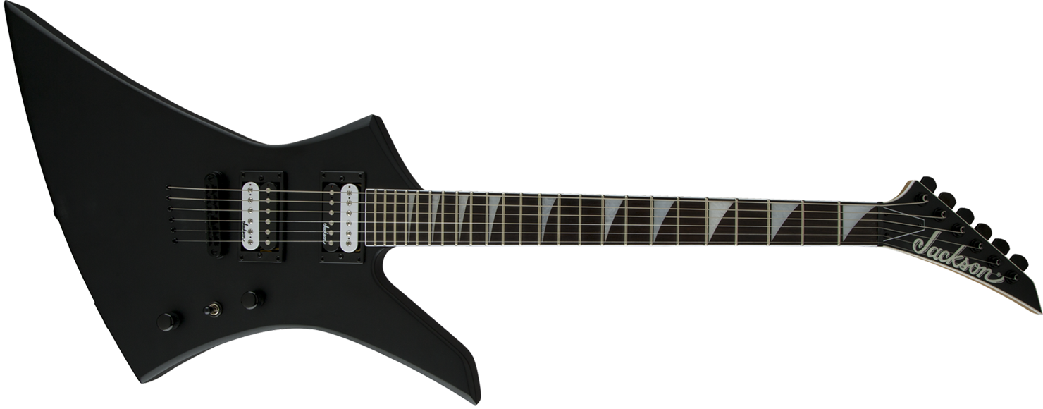 GUITARRA JACKSON KELLY 291 0123 - JS32T - 568 - SATIN BLACK