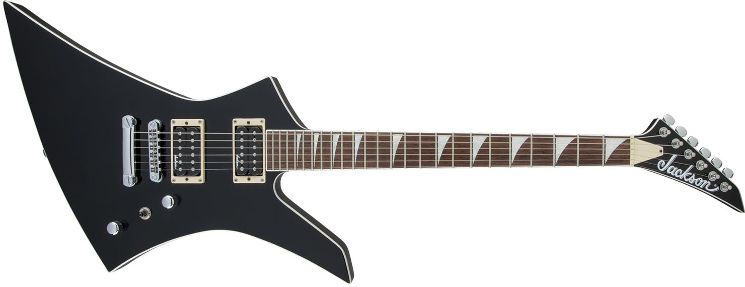 GUITARRA JACKSON KELLY 291 6021 - KEXT - 503 - GLOSS BLACK