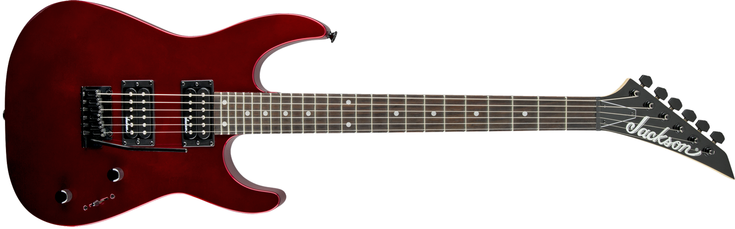 GUITARRA JACKSON DINKY 291 0111 - JS12 - 552 - METALLIC RED