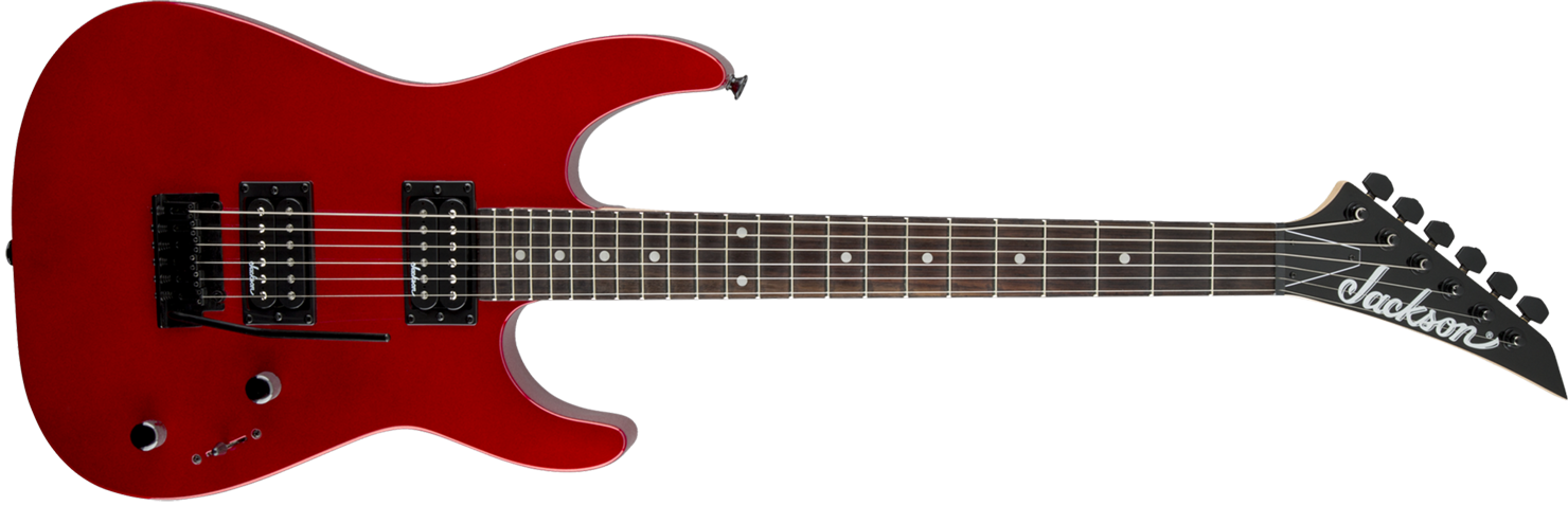 GUITARRA JACKSON DINKY JS11 - 291-0121-552 - METALLIC RED