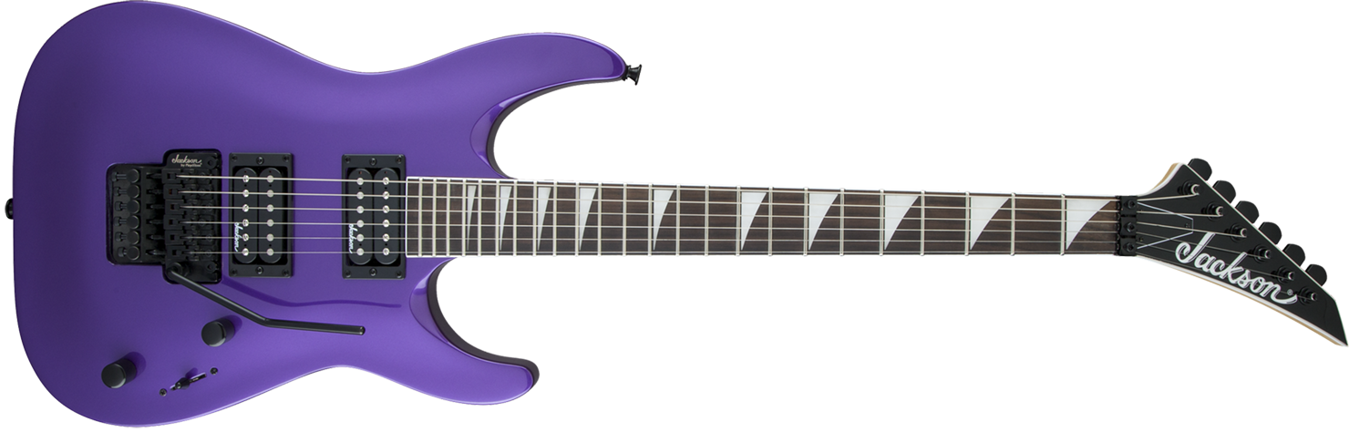 GUITARRA JACKSON DINKY ARCH TOP 291 0238 - JS32 - 552 - PAVO PURPLE