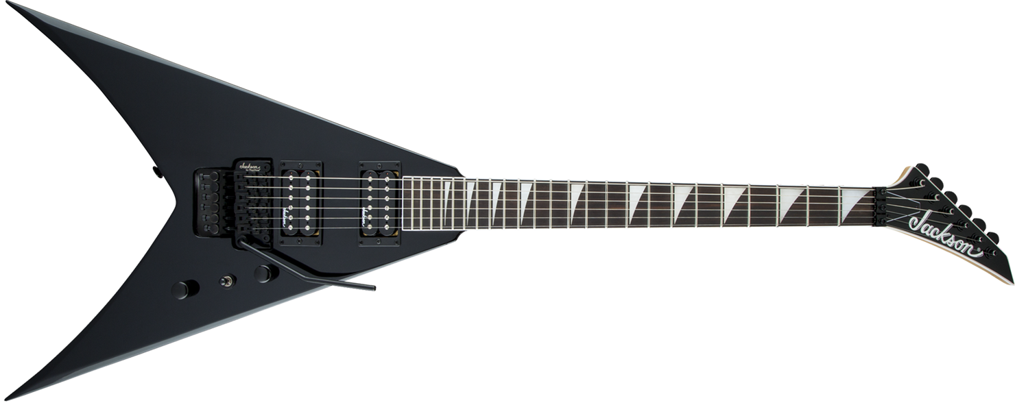GUITARRA JACKSON KING V JS32 - 291-0224-503 - GLOSS BLACK