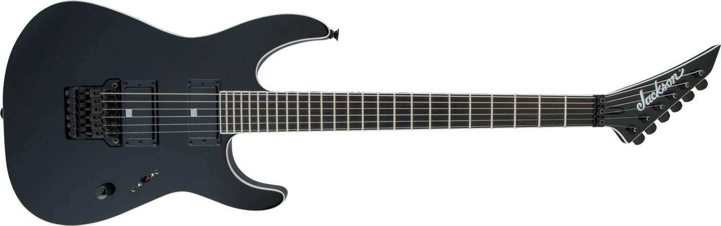 GUITARRA JACKSON SIGN MICK THOMSON SOLOIST SL2 - 291-4224-503 - GLOSS BLACK