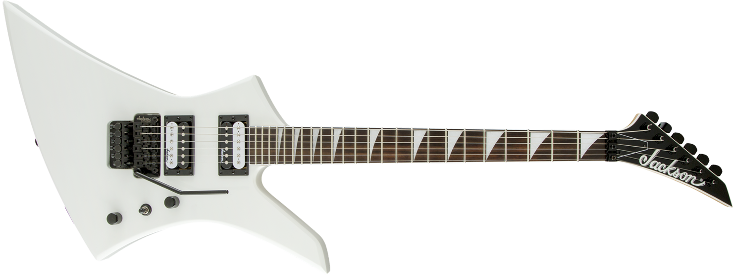 GUITARRA JACKSON KELLY JS32 - 291-0134-576 - SNOW WHITE